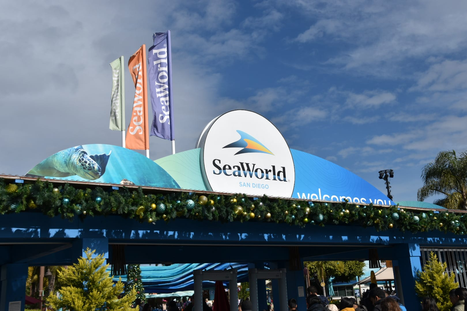 SeaWorld San Diego Vacation