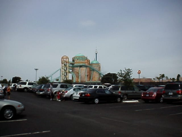 Sea World San Diego Parking