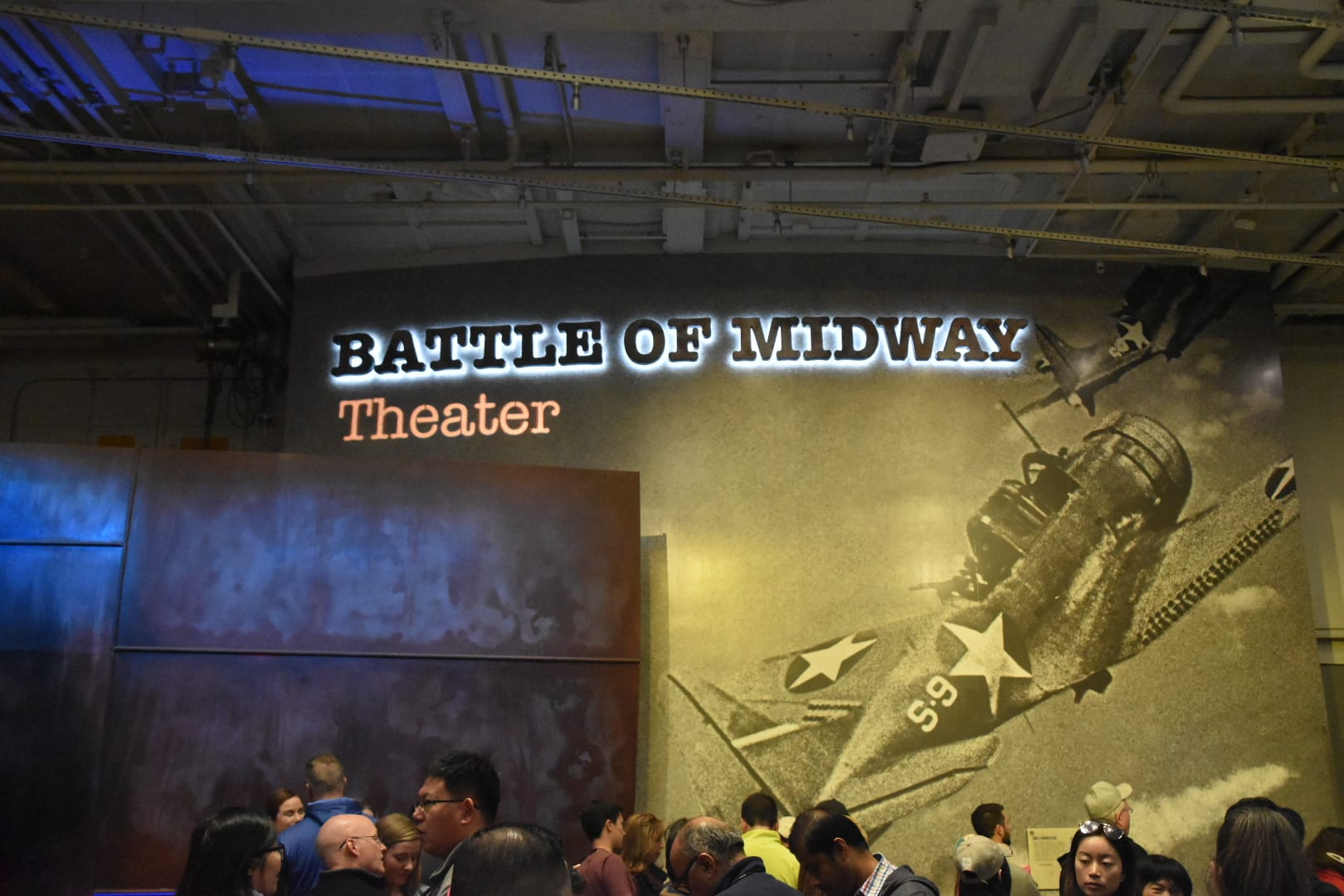 USS Midway Theater