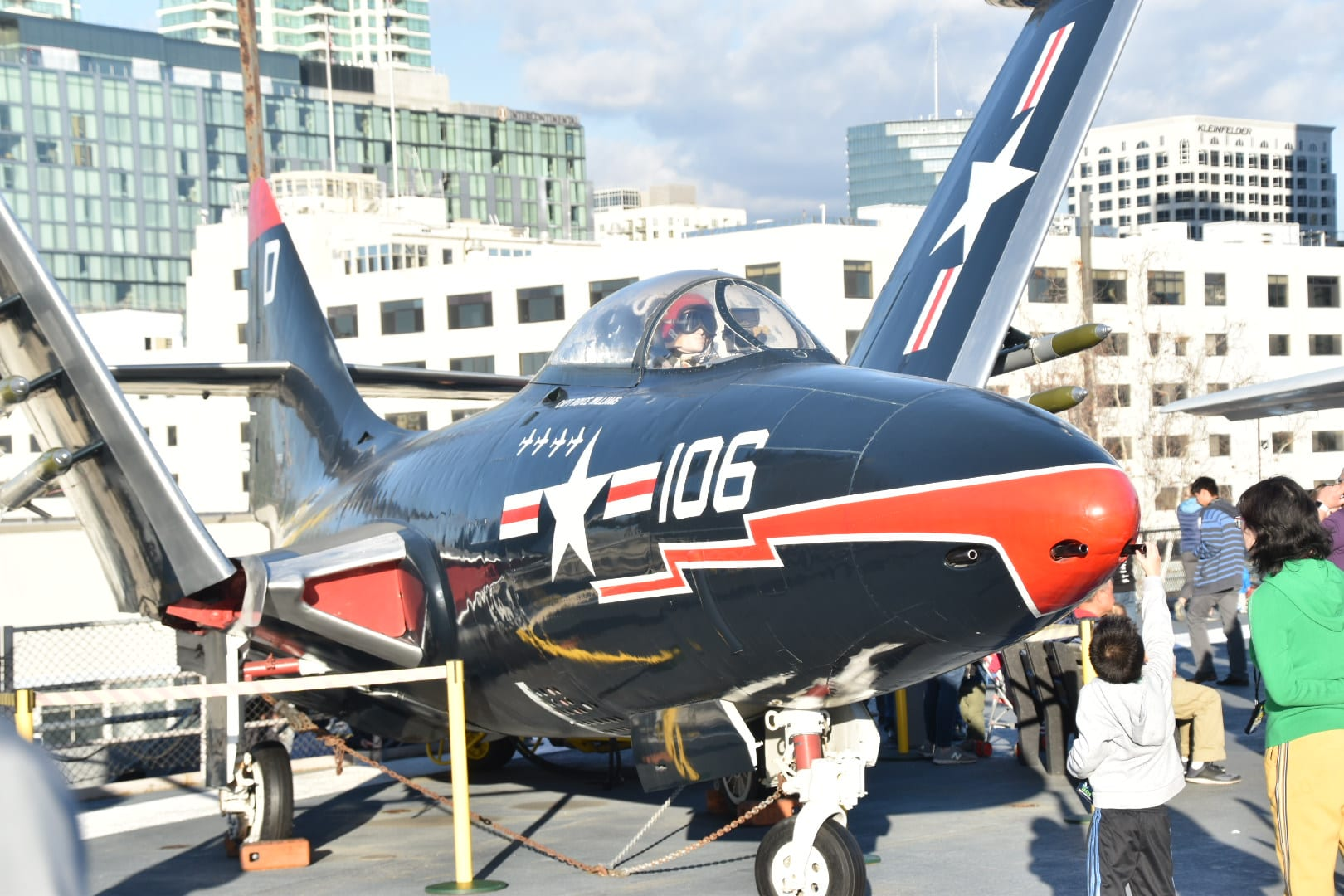USS Midway Guide