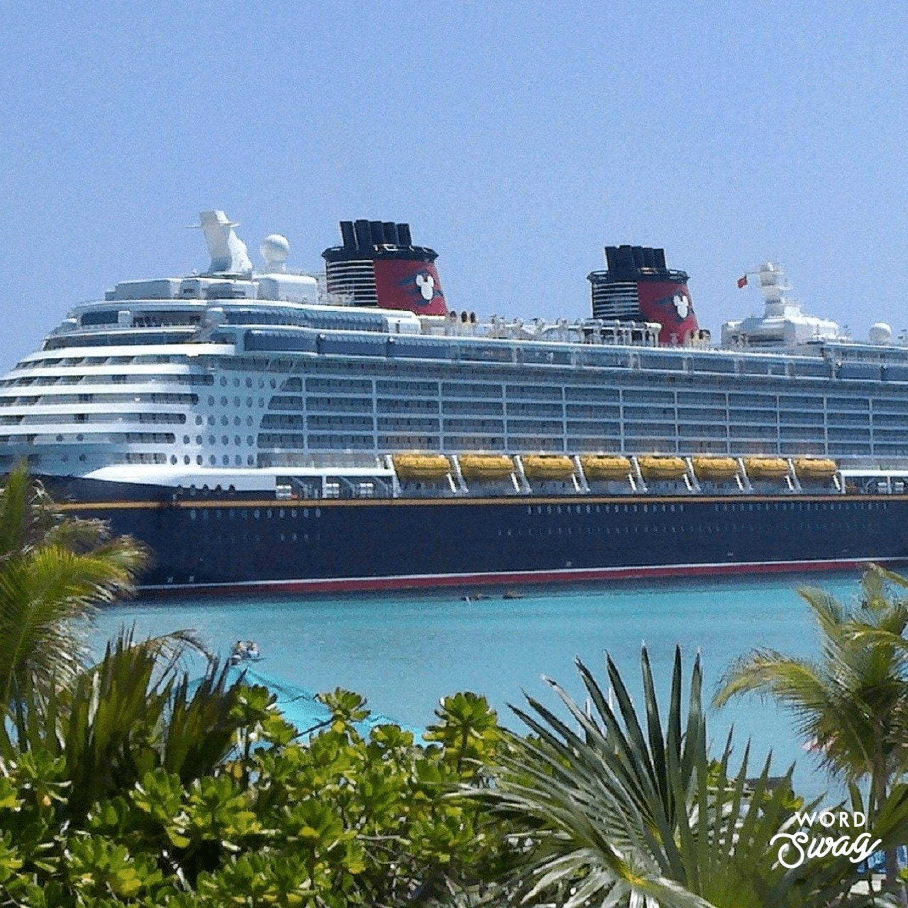 Disney Cruise line closure