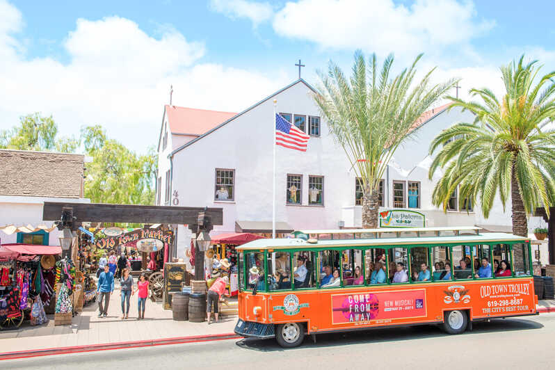 Things to do in Old Town San Diego - Tour