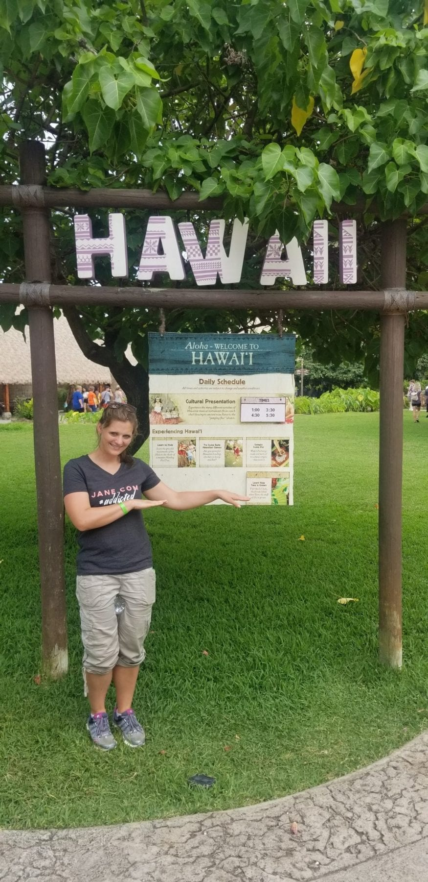Hawaii at PCC
