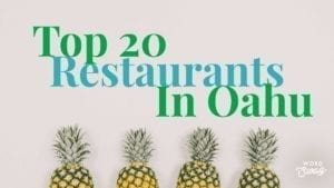 Top Restaurants in Oahu