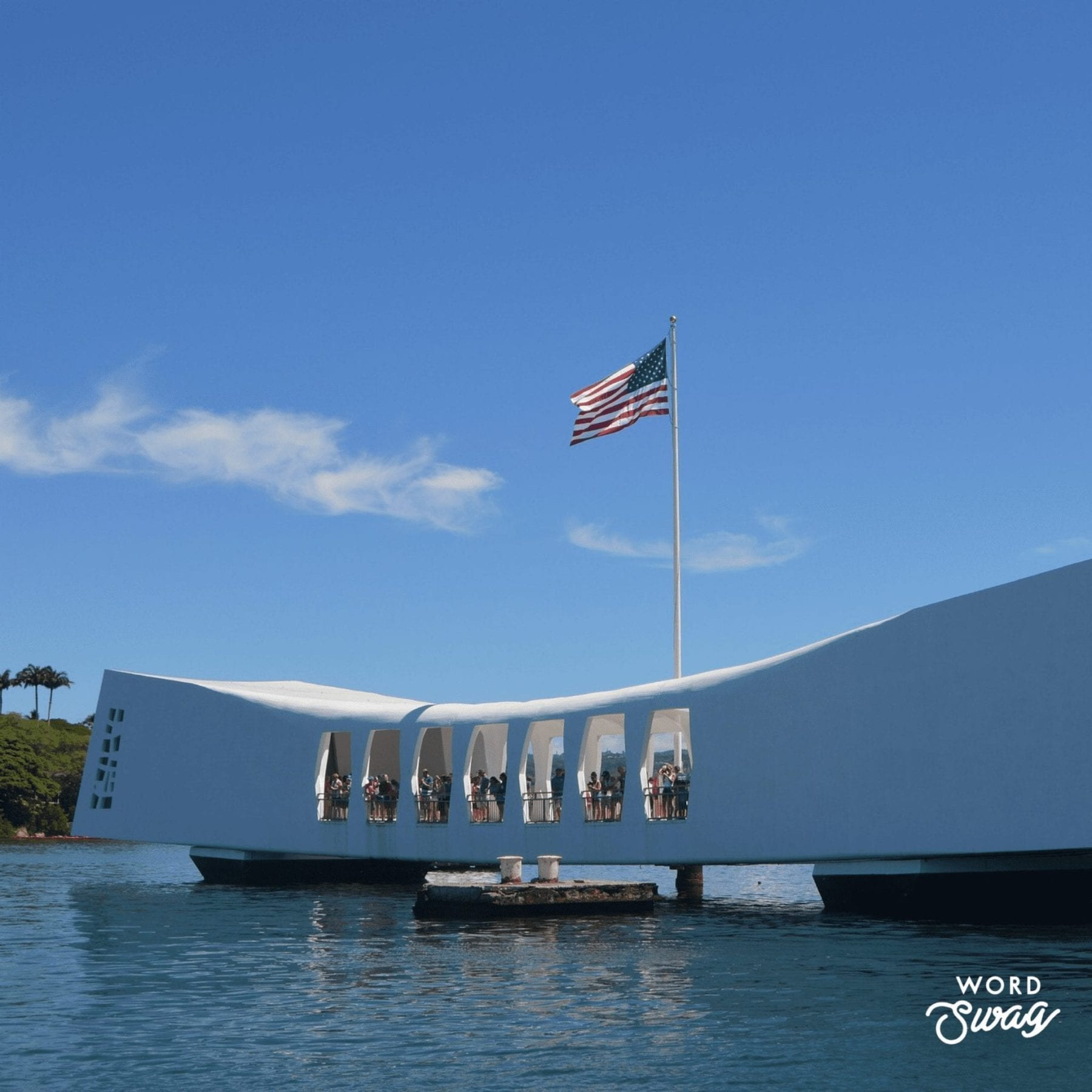 Pearl Harbor without a tour