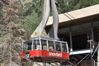 Utah Outdoor Adventure - Summer at Snowbird Ski Resort