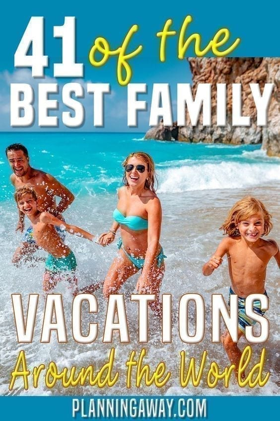 Best Vacation spots Pin for Pinterest
