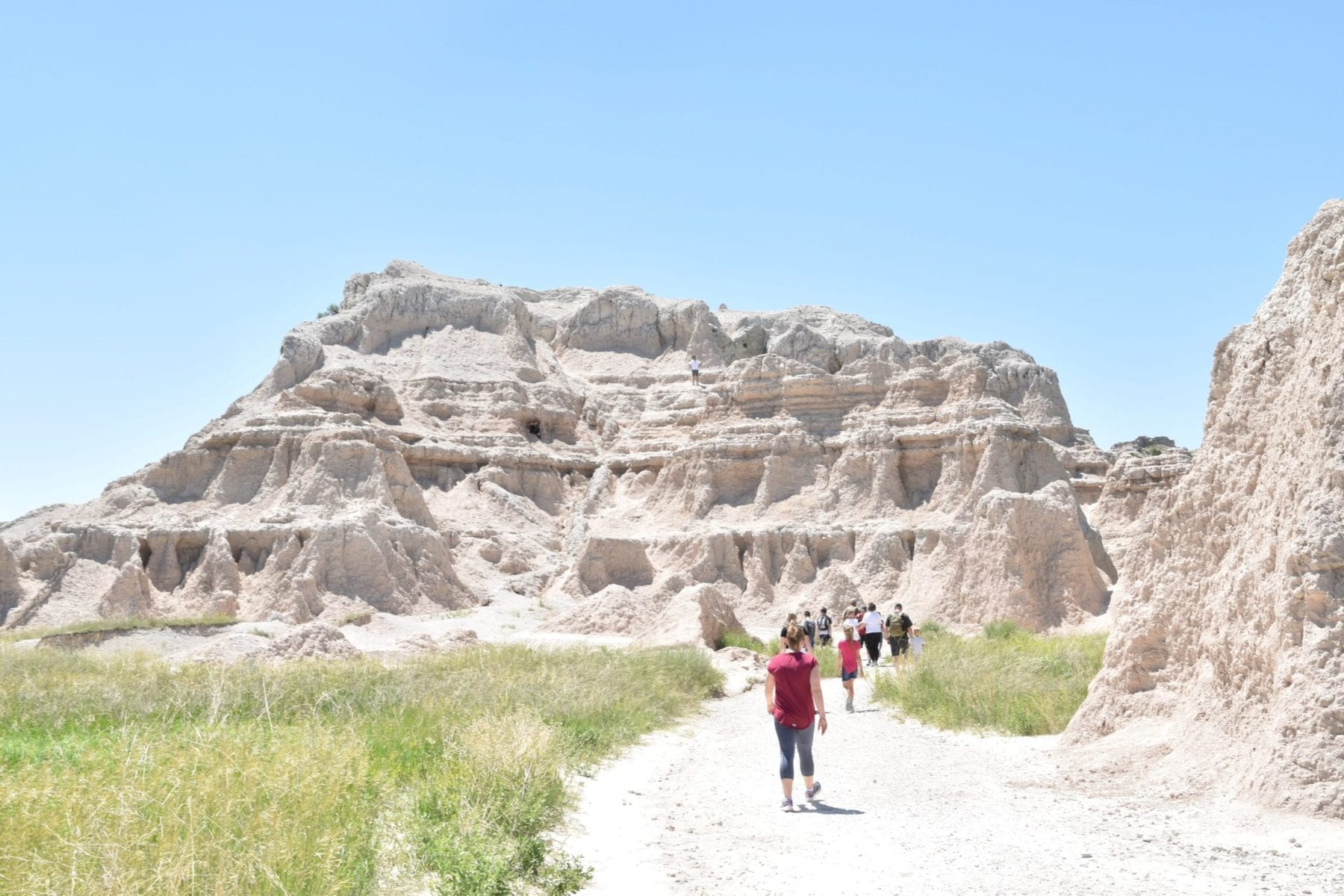 The Best Hikes at Badlands National Park