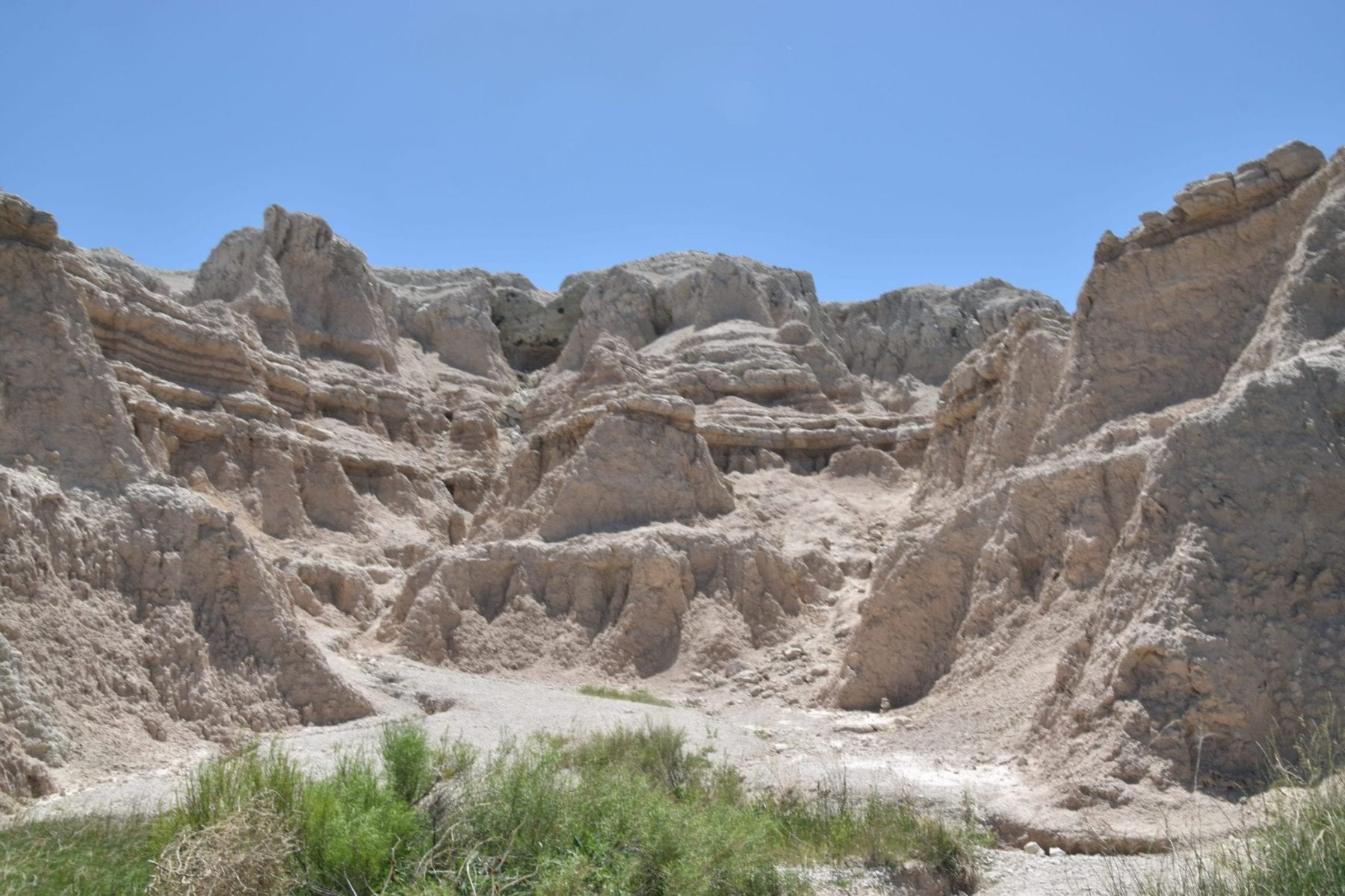 Hikes at Badlands