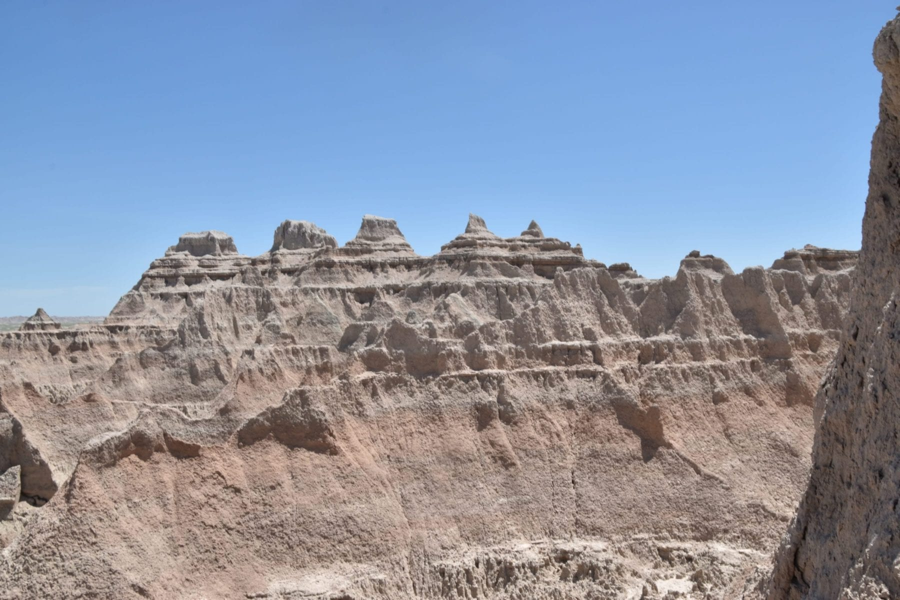 Best hikes in Badlands National Park