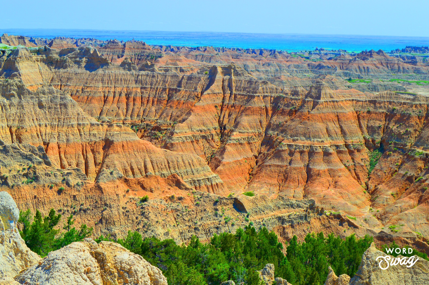 Best hikes at Badlands National Park