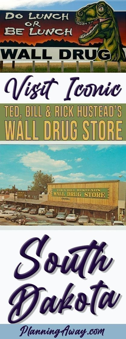 What the heck is wall drug store
