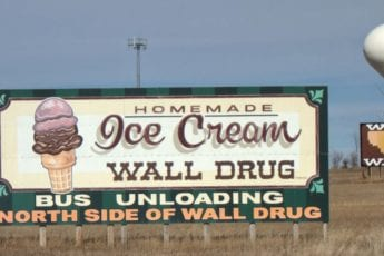 Wall Drug Store Sign