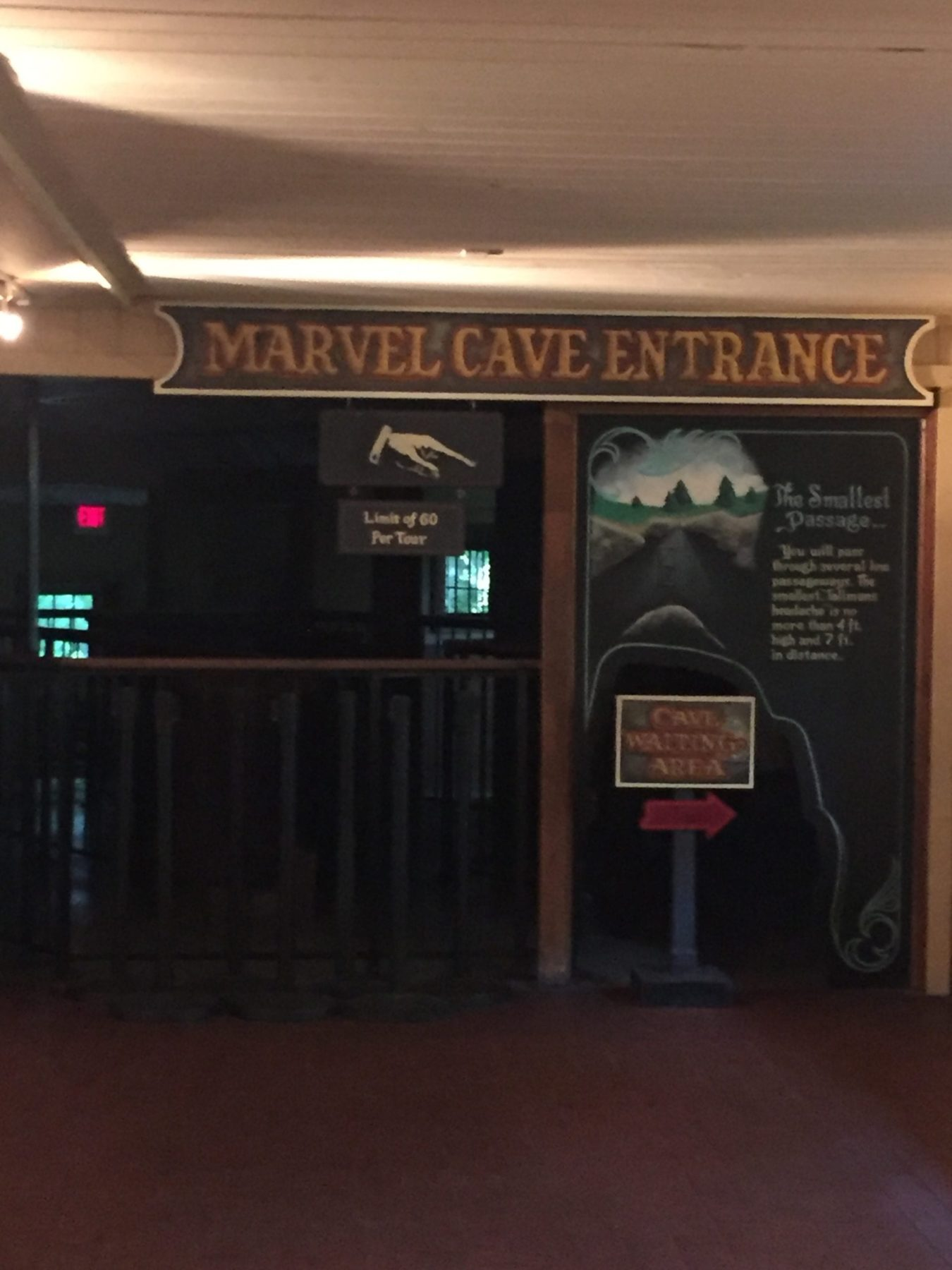 Marvel Cave Silver Dollar City