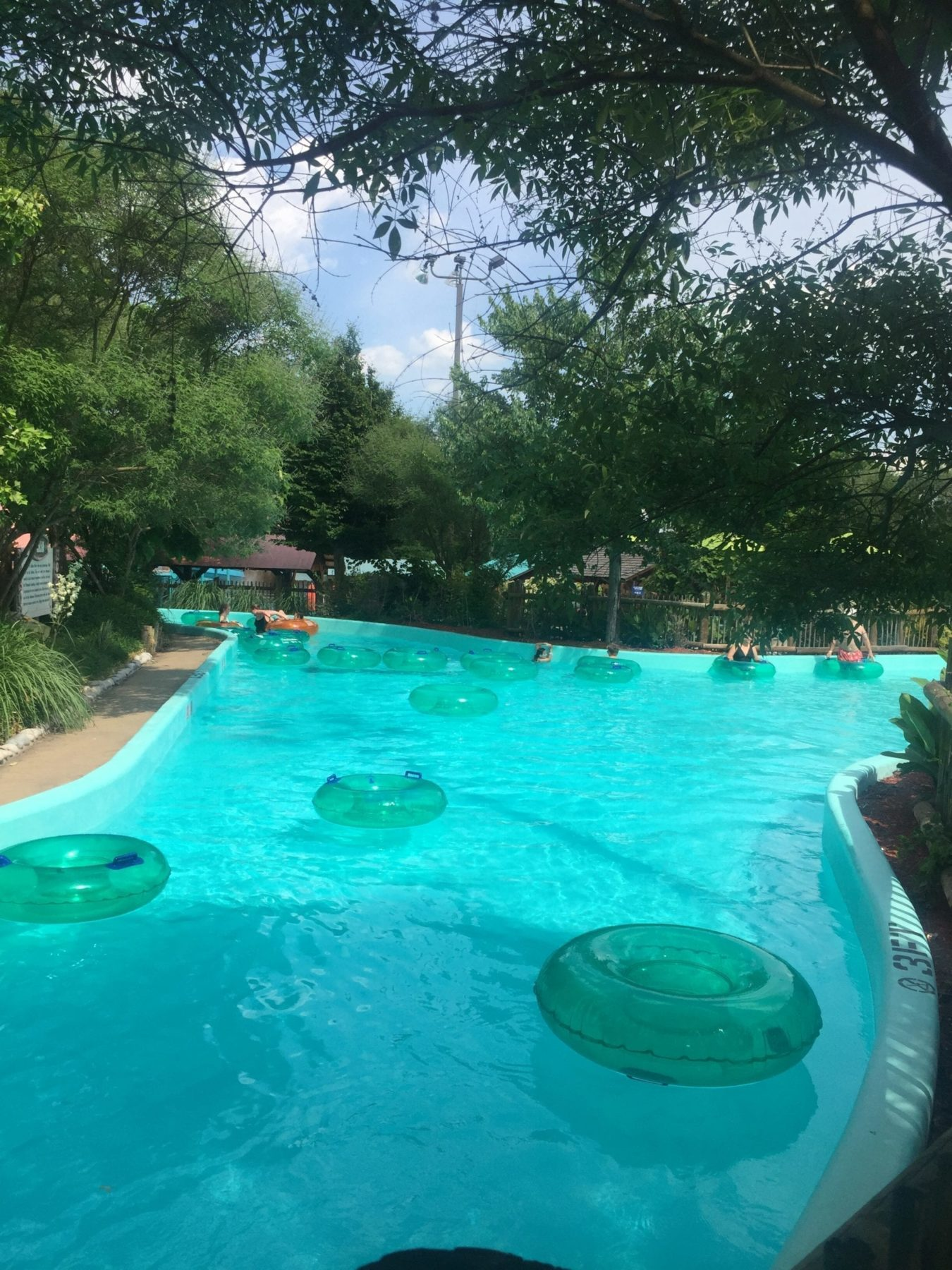 Silver Dollar City White Water Lazy River