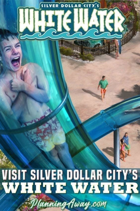 White Water - Silver Dollar City\'s Water Park