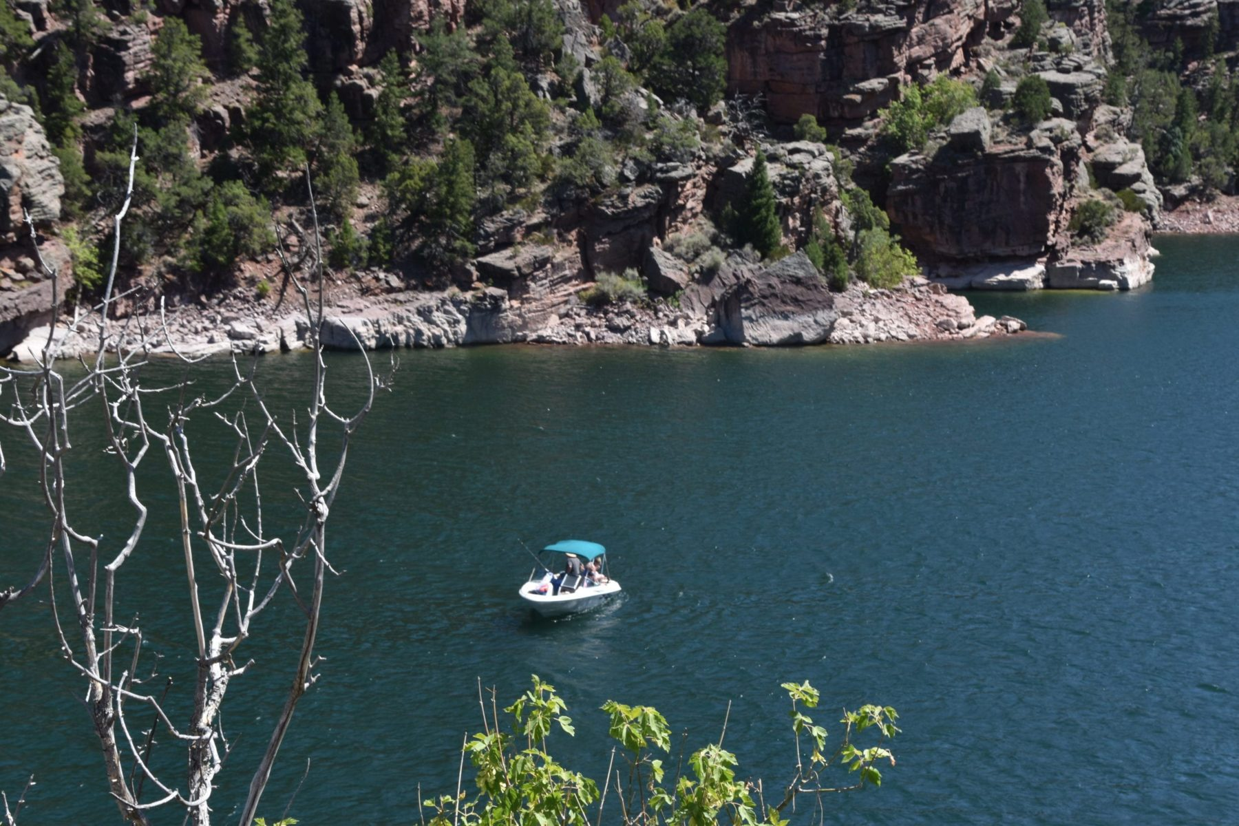 Things to do near Vernal - Flaming Gorge