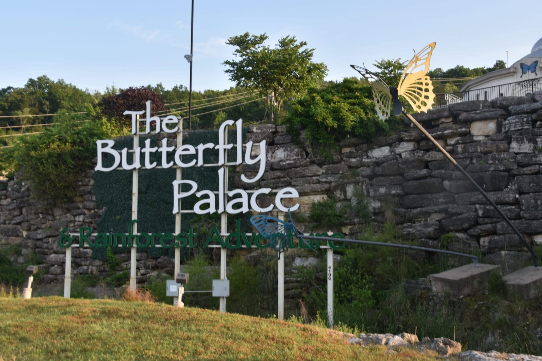 Butterfly Palace Branson Missiouri