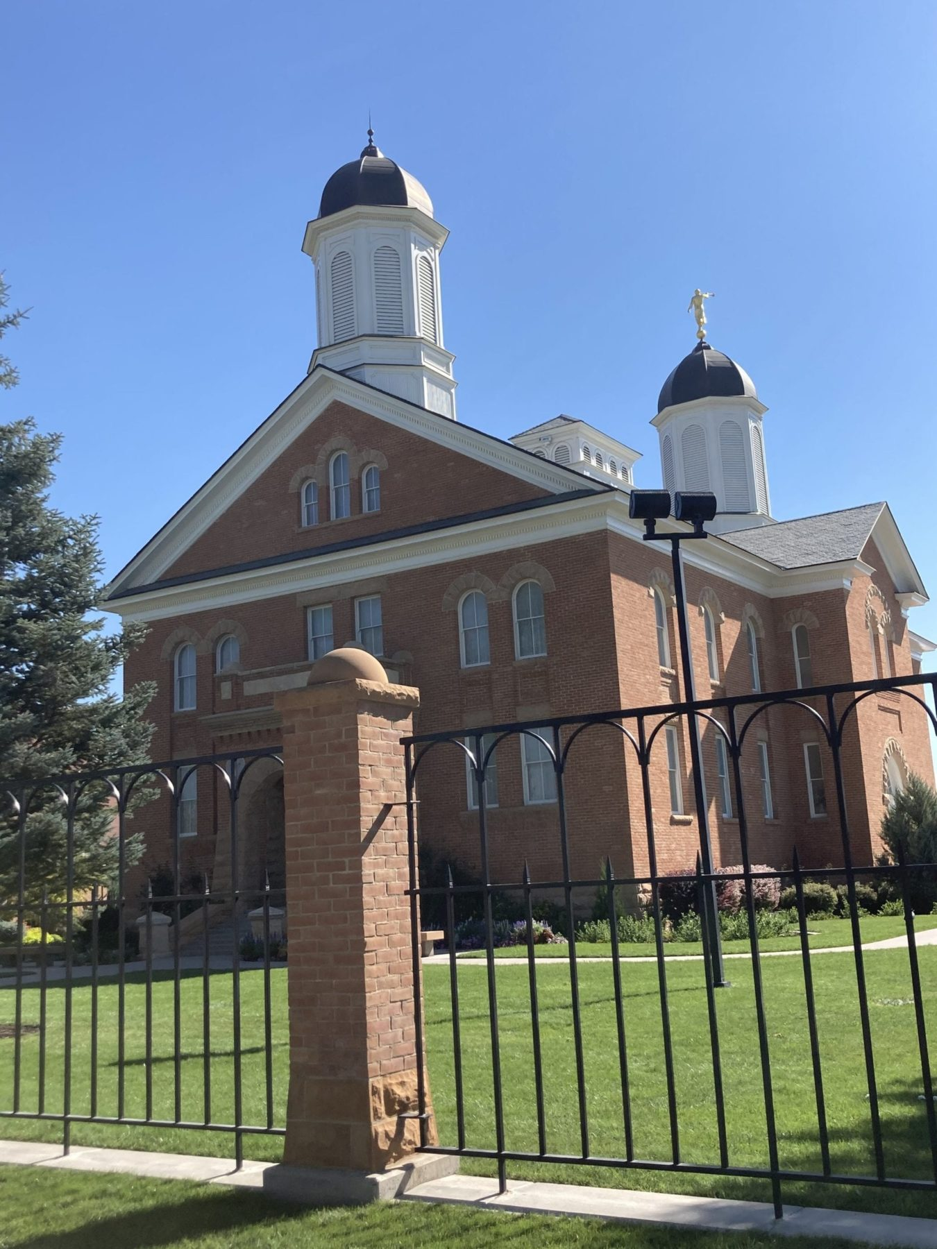The Church of Jesus Christ of Latter Day Saints Temple Vernal
