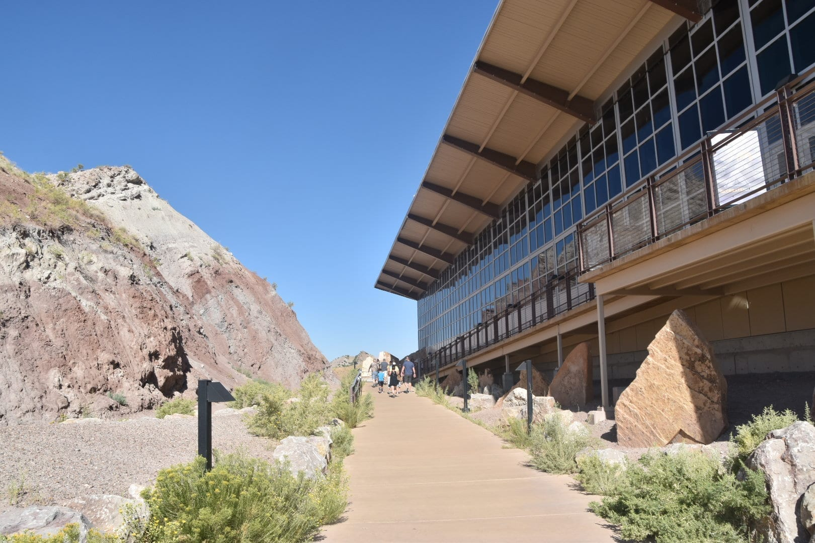 Visiting Dinosaur National Monument Quarry