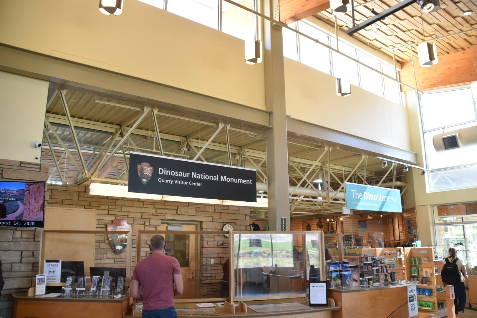 Tickets for Dinosaur National Monument