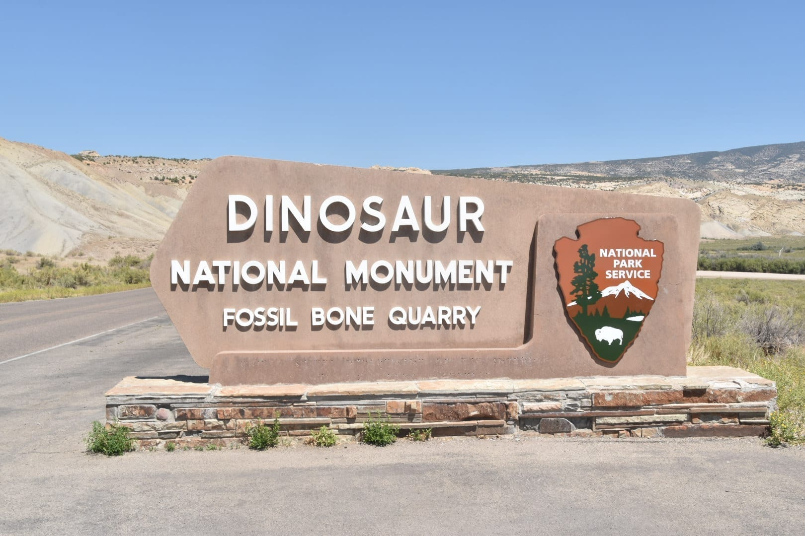 Visiting Dinosaur National Monument