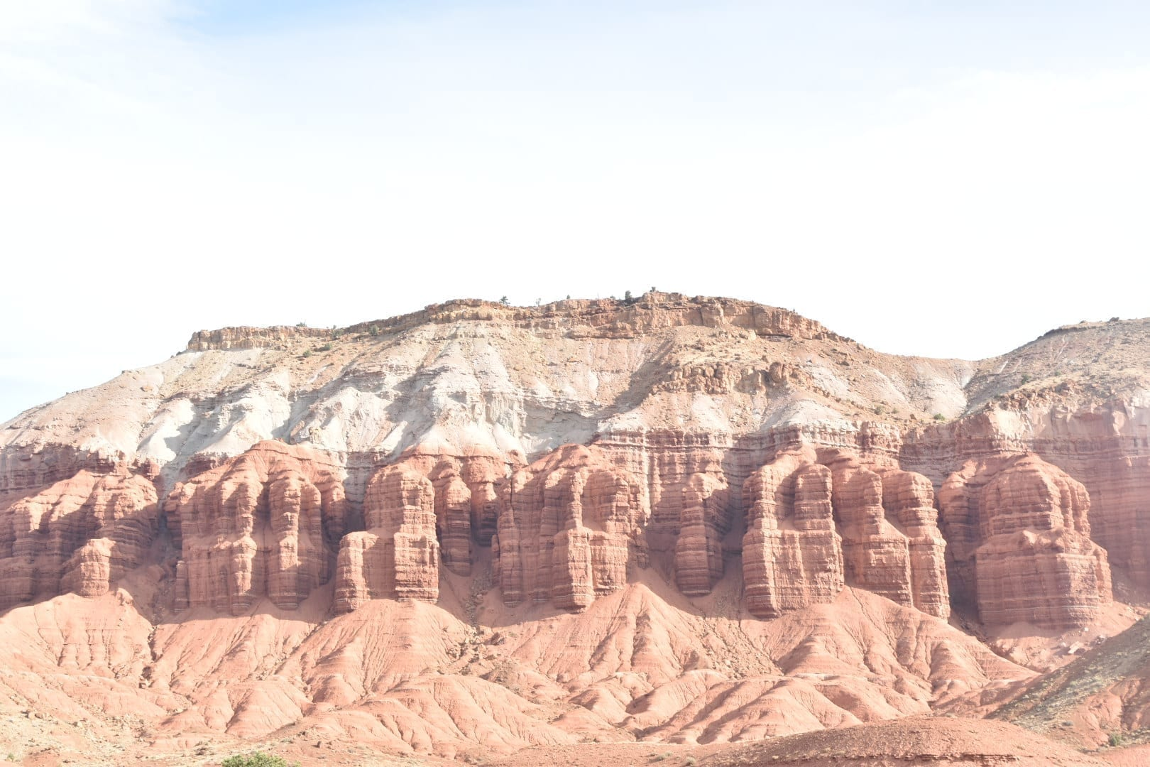 Panorama Point Capitol Reef National Park