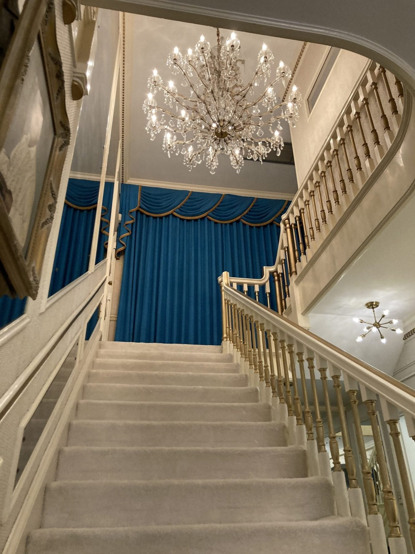 Staircase at Graceland