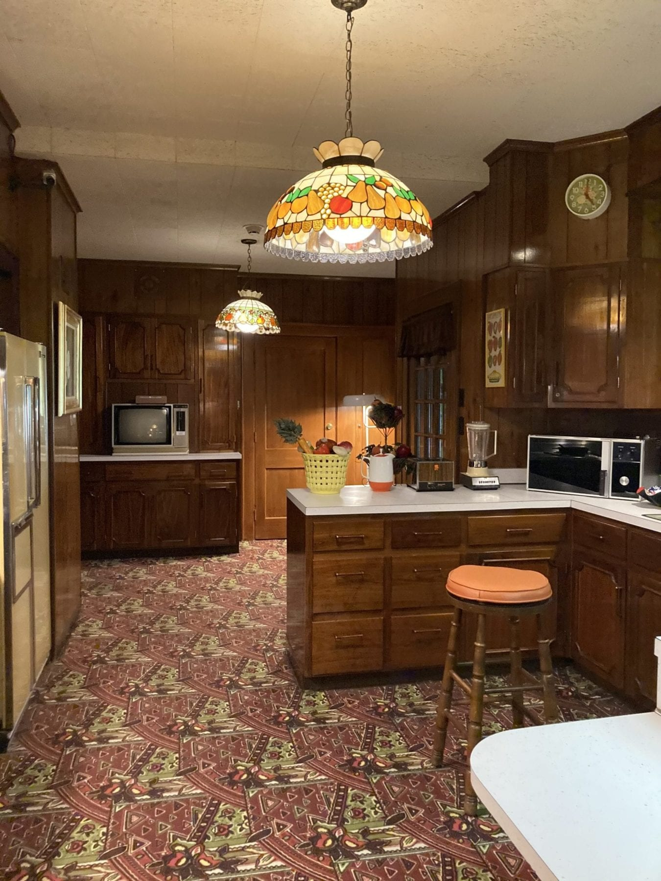Kitchen at Graceland