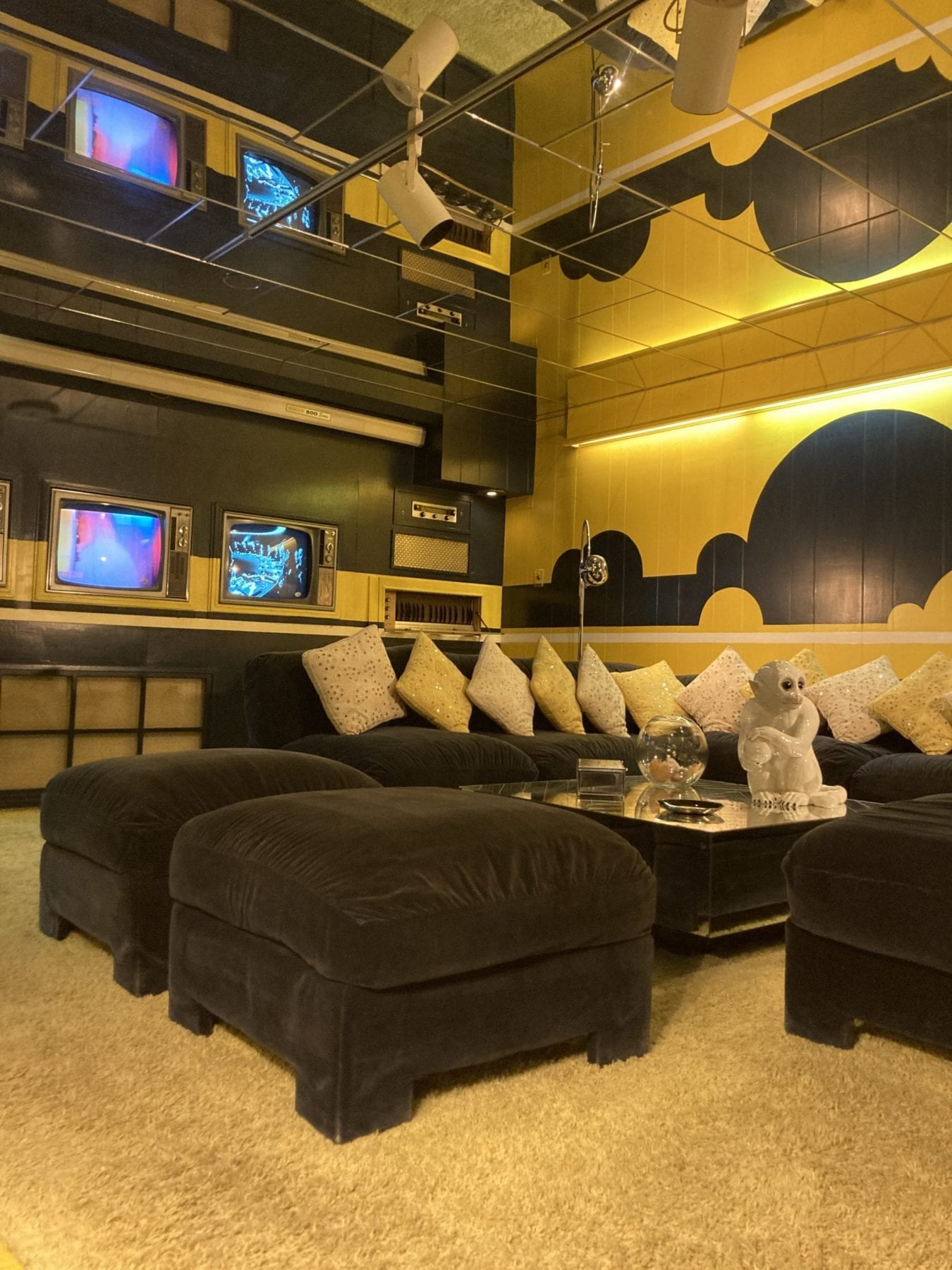 Movie Room at Graceland