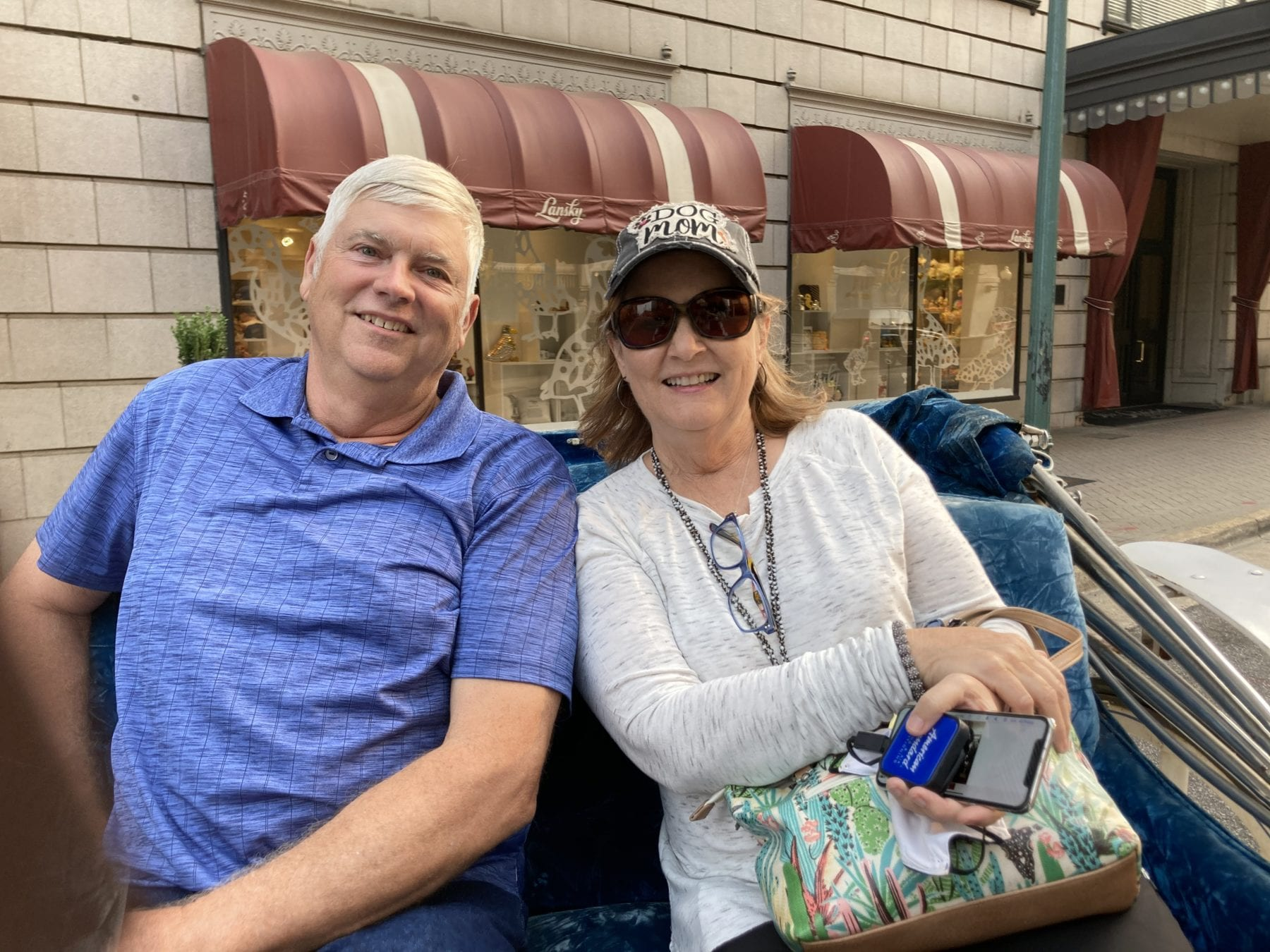 Horse Carriage Ride on a weekend in Memphis