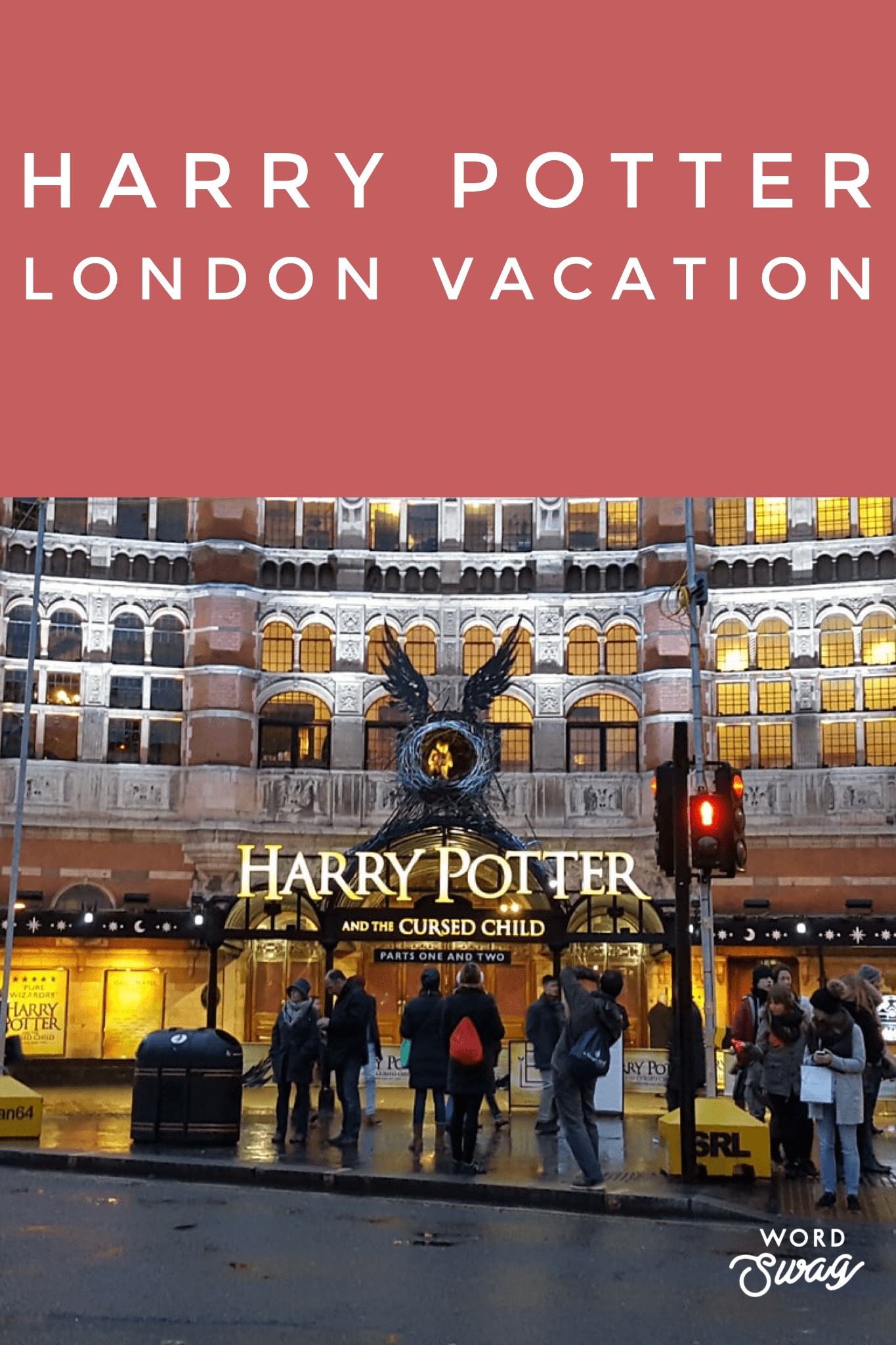 Plan a Harry Potter London Vacation