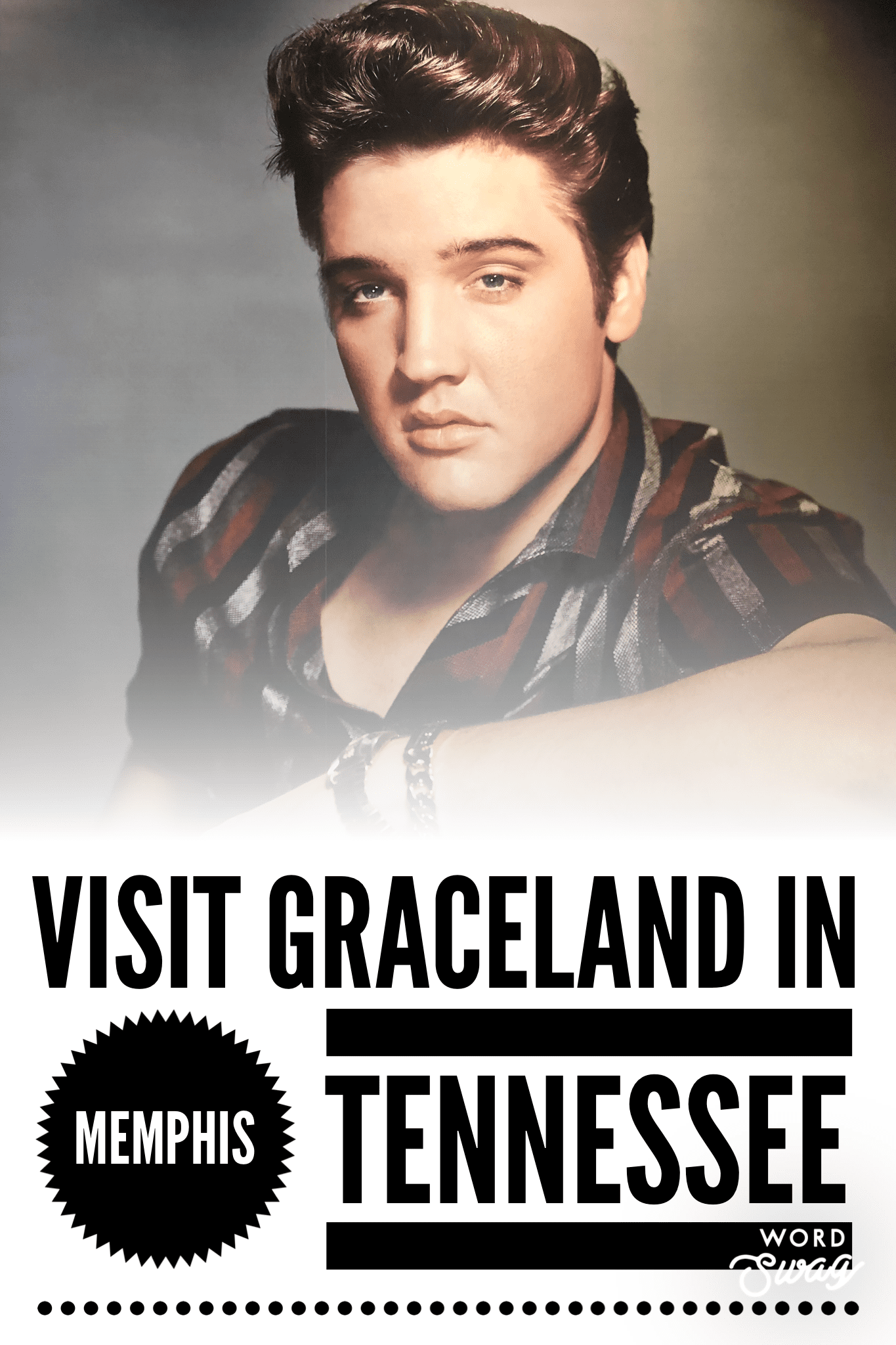 Visit Graceland Pin for Pinterest