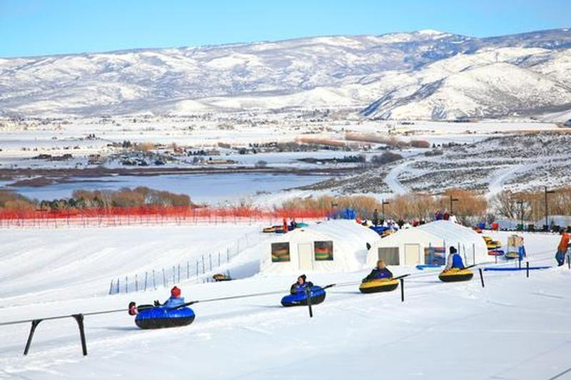 Things to do in Utah In Winter -Soldiers Hollow