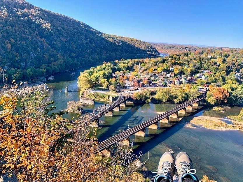 Historical Sites on the East Coast - Harpers Ferry