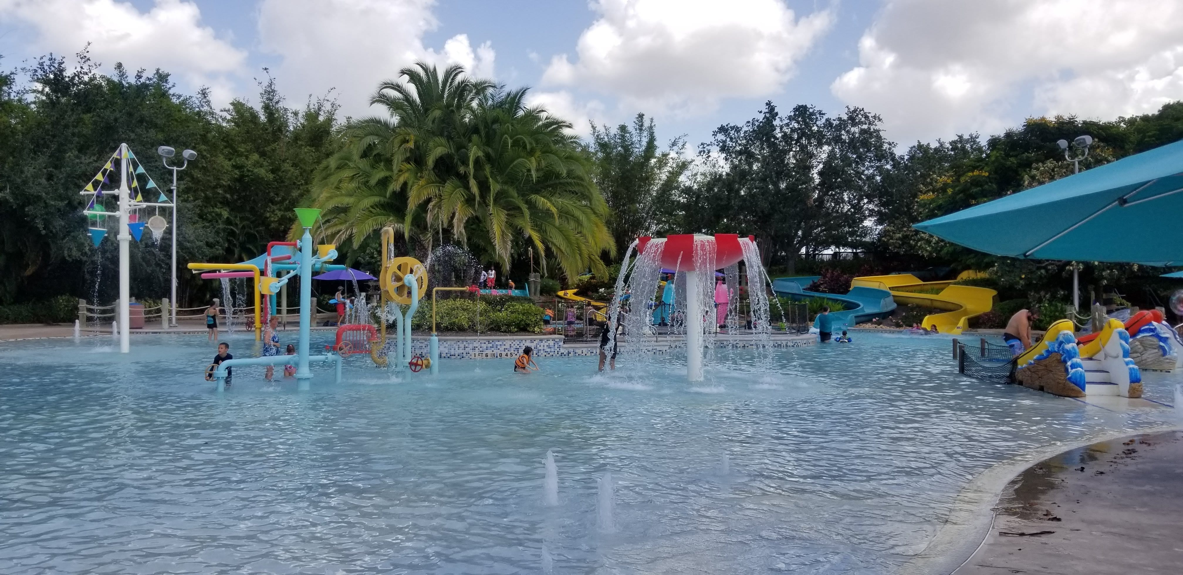 Kid Friendly Resorts
