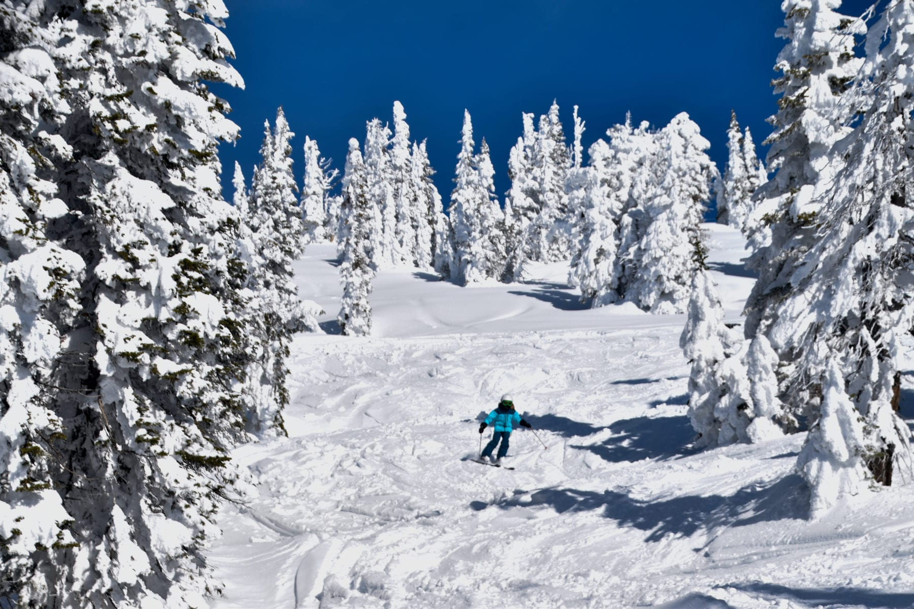 Grand Targhee ski Resot