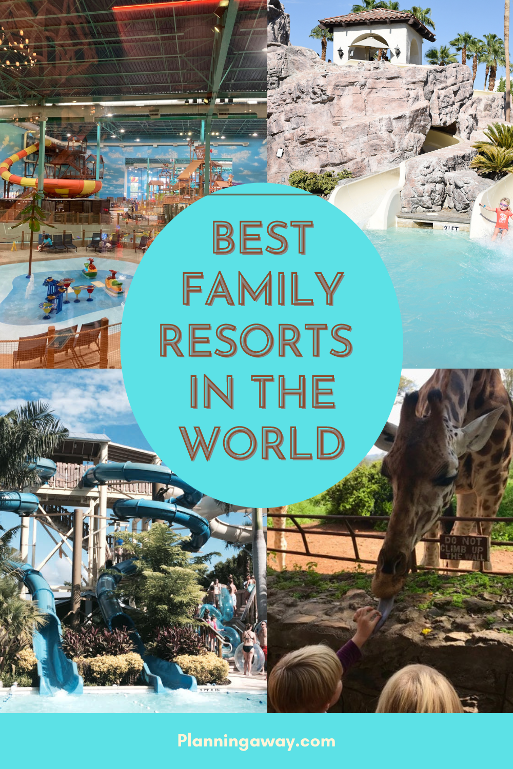 The Best Family Resorts In The World