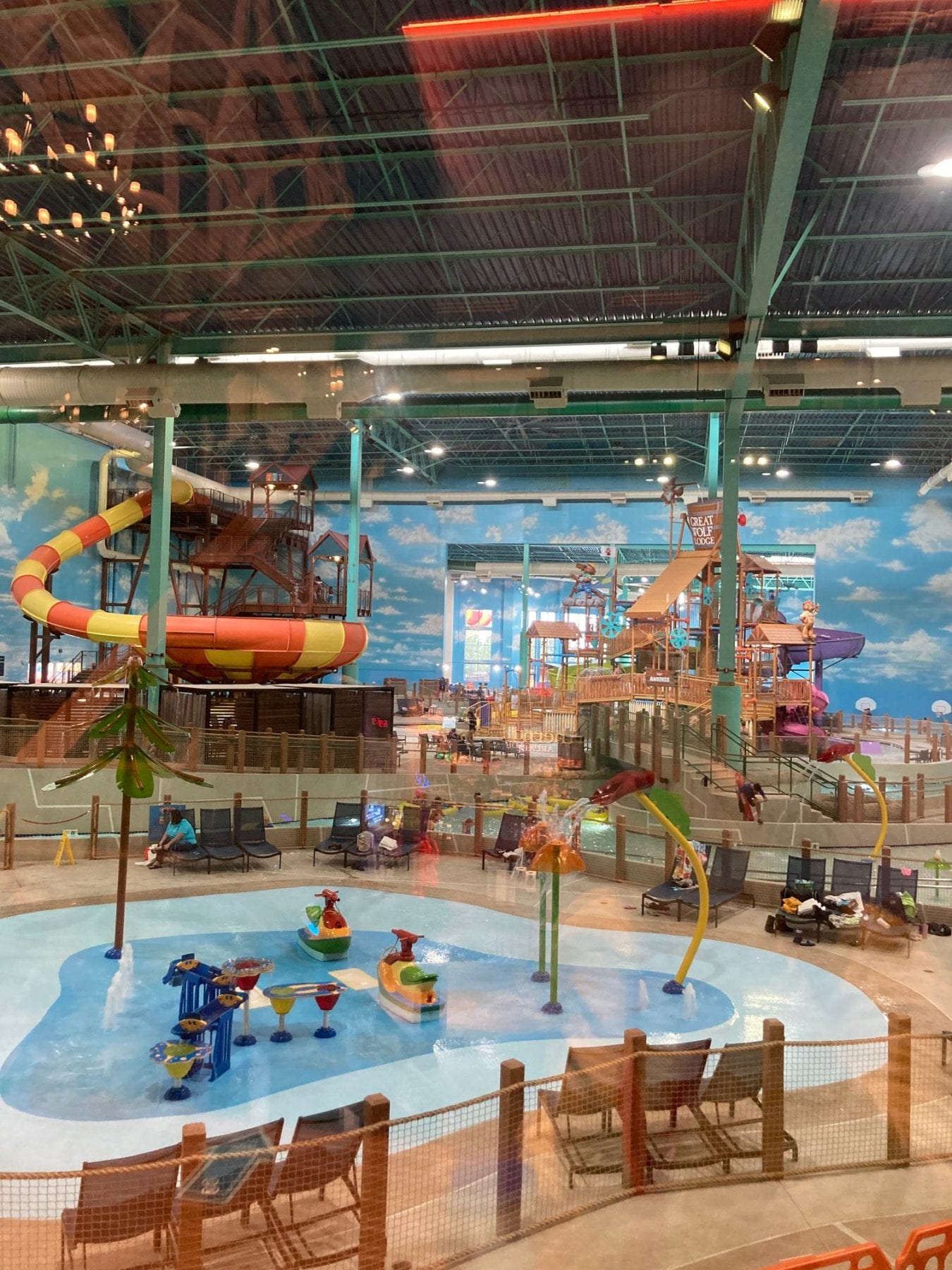 Best family resorts in the world - Great Wolf Lodge