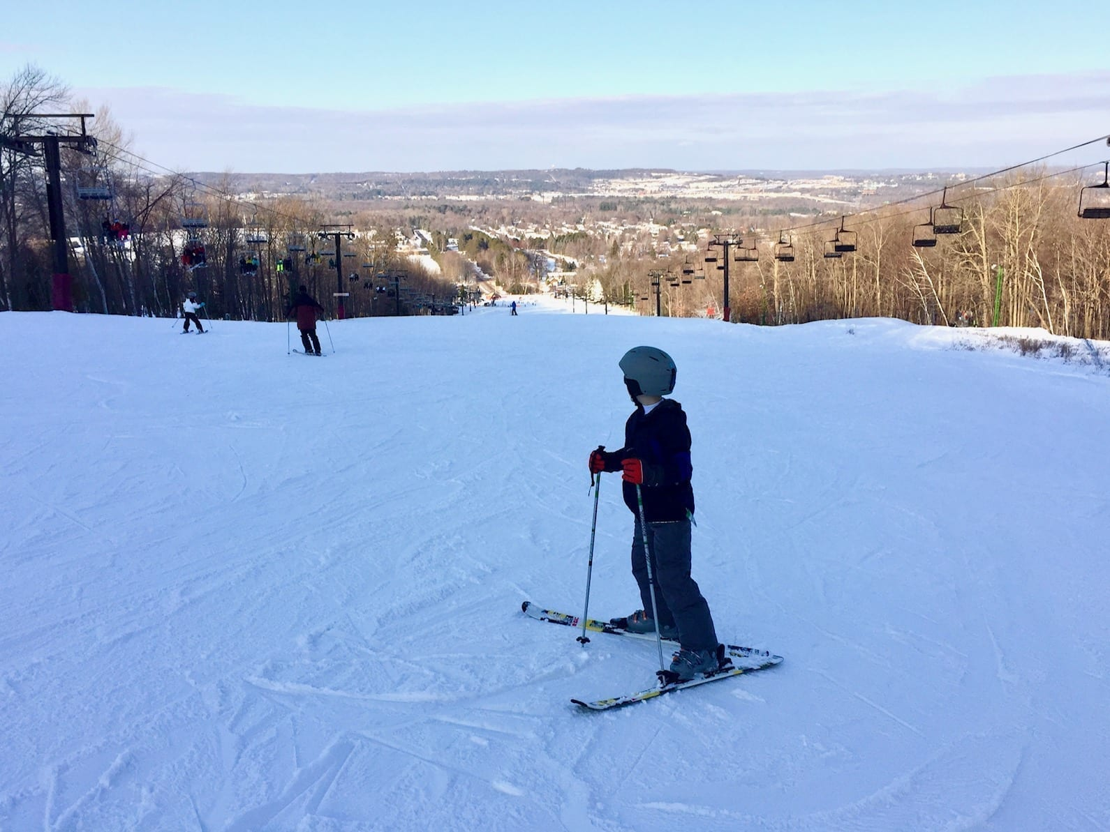 Beginner Ski Resorts Wisconsin