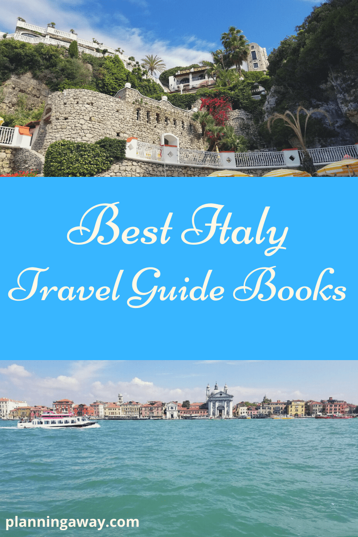 Best Italy Travel Guide Books