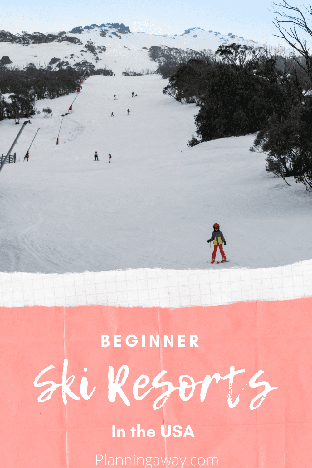 Beginner Ski Resorts in the USA