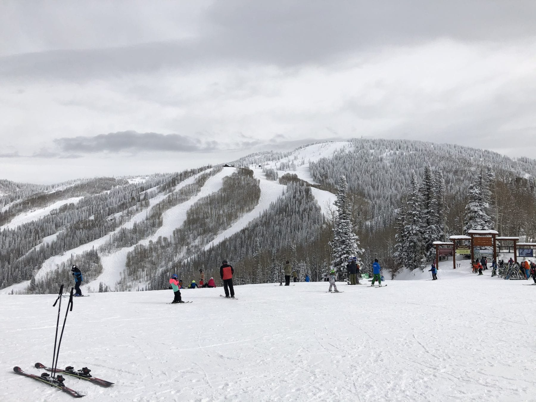Beginner Ski Resorts Steamboat Springs Colorado