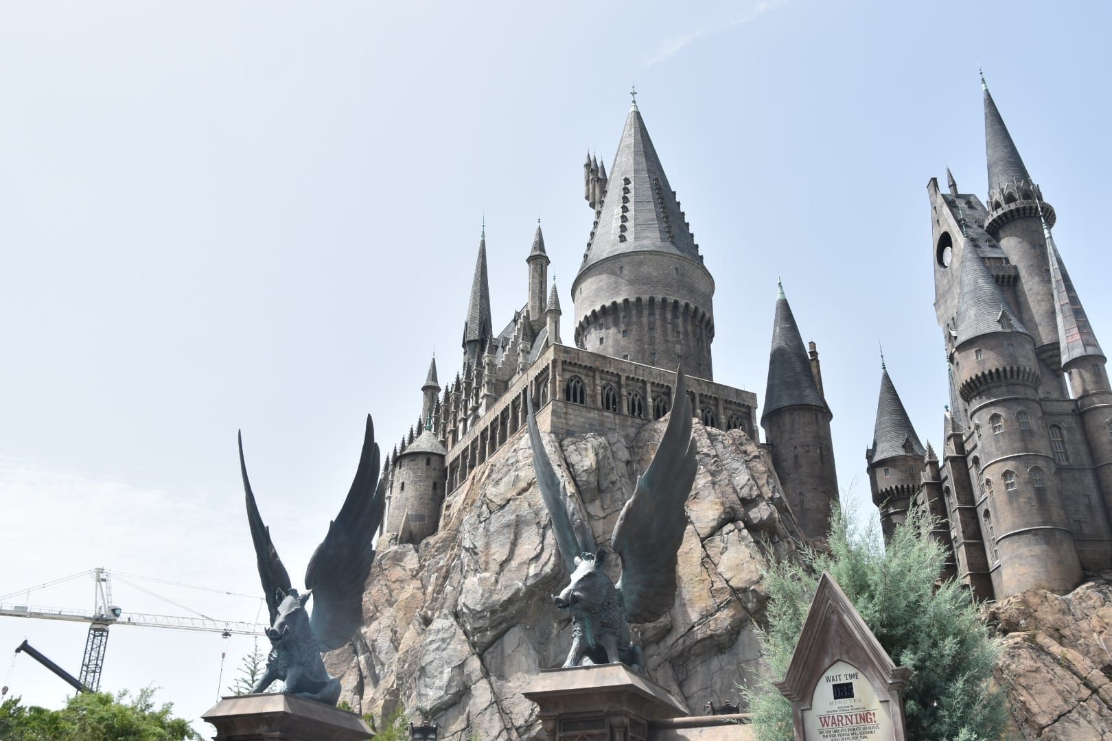 Harry Potter vacation