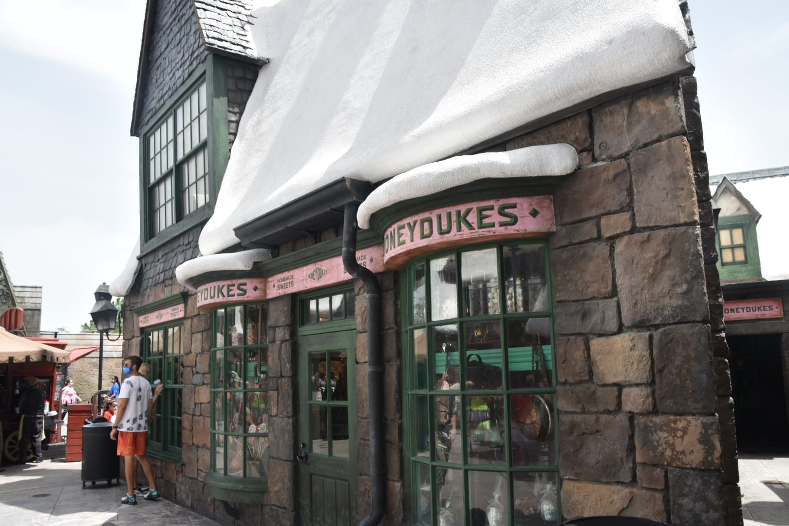 Harry Potter Souvenir Honey Dukes