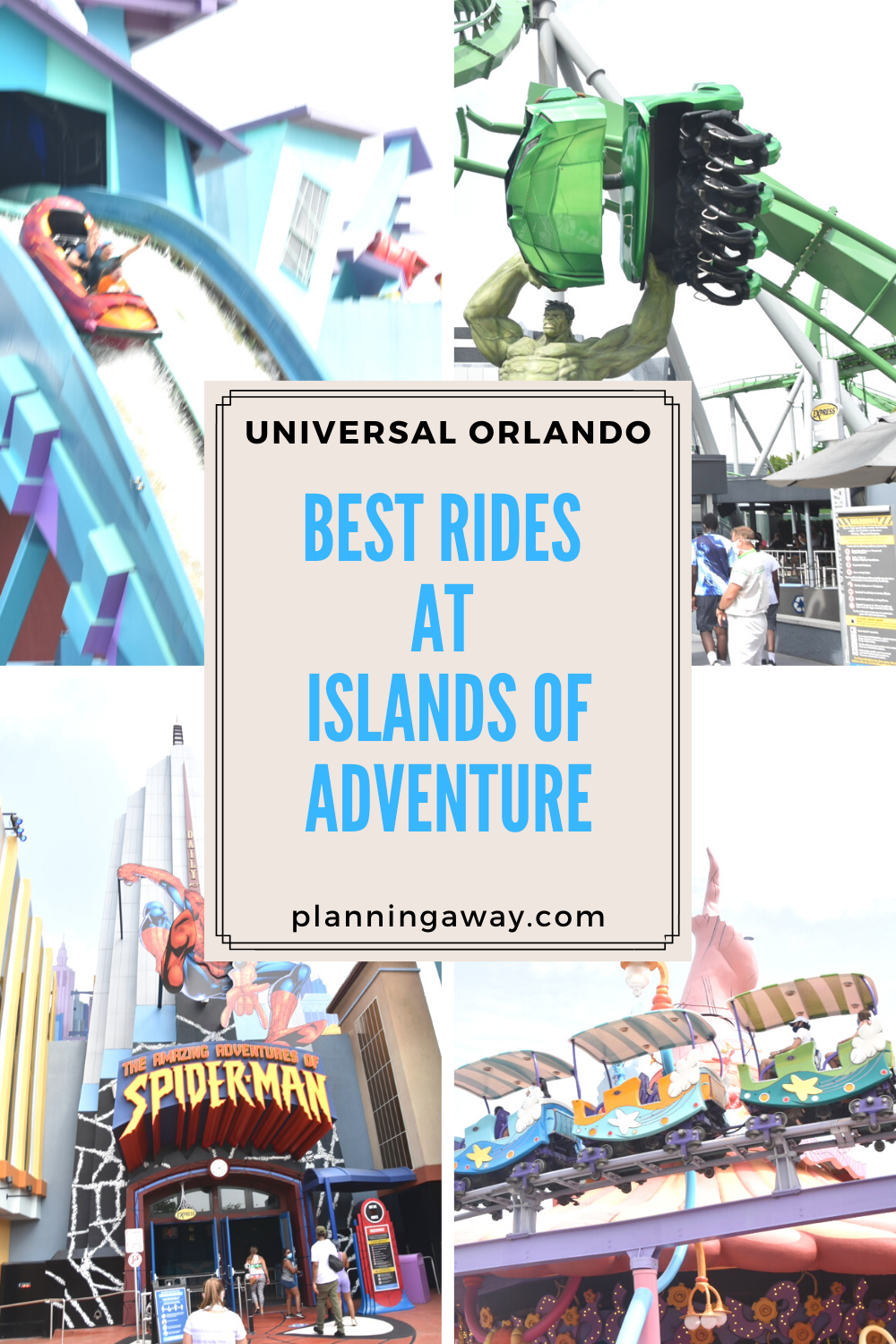 Islands of Adventure Pin for Pinterest