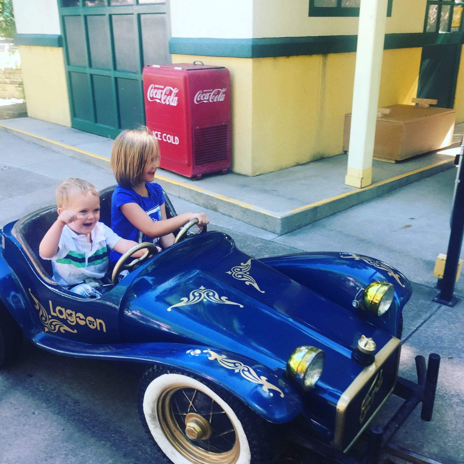 Things to do in Utah with Kids- Lagoon