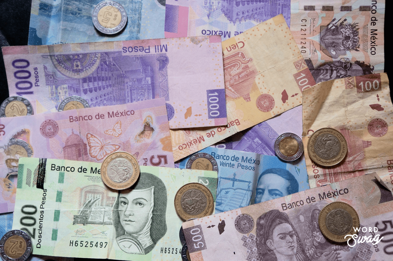 Travel Tips for Cancun - Mexican Pesos