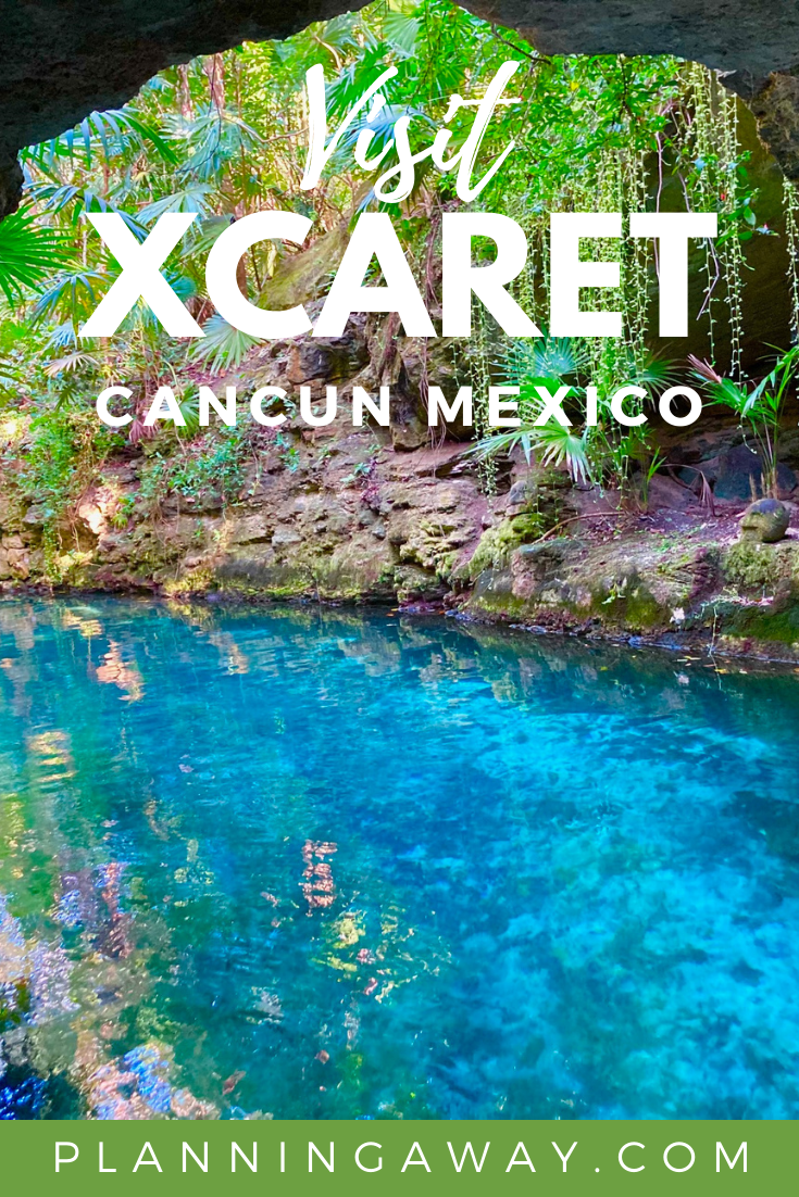 Xcaret Activities for Cancun Mexico Pin for Pinterest