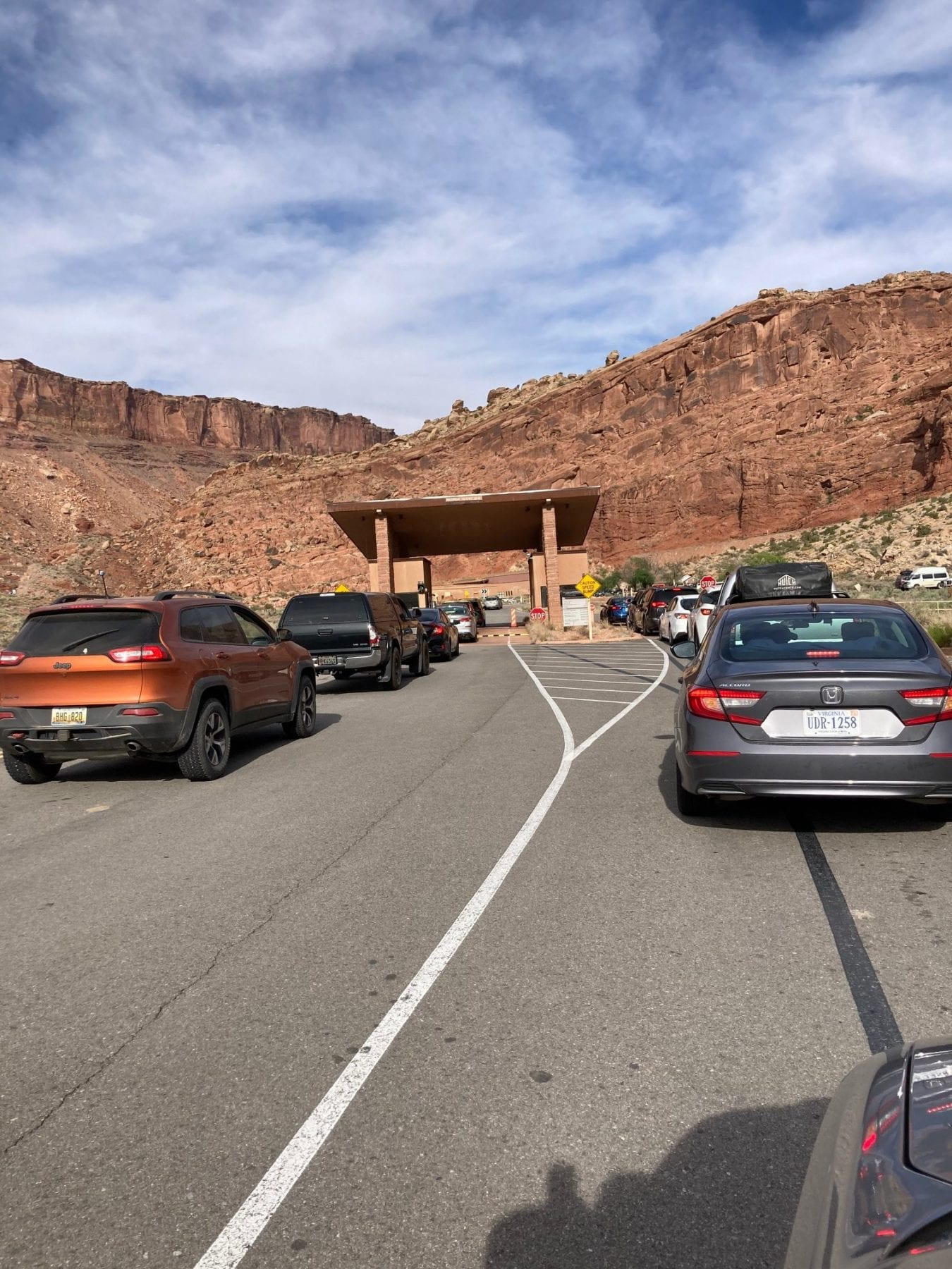 Arches National Park Admission
